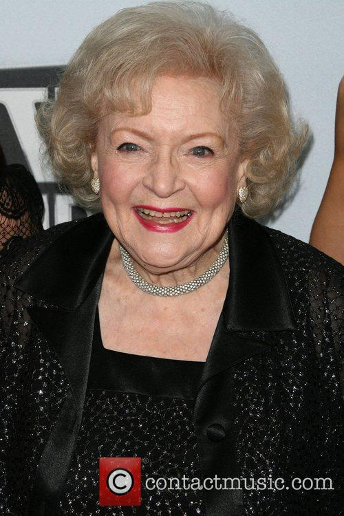 Betty White TV Land's Hot In Cleveland /...