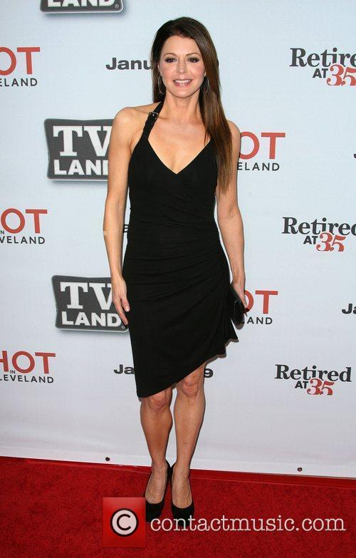 Jane Leeves TV Land's Hot In Cleveland /...
