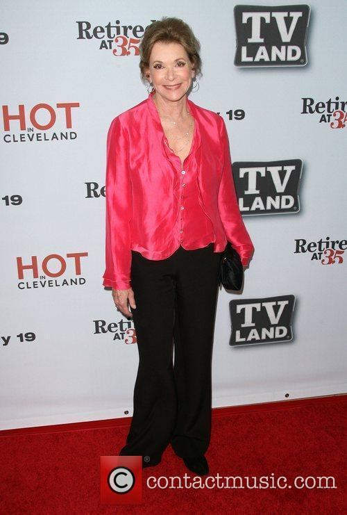 Jessica Walter TV Land's Hot In Cleveland /...