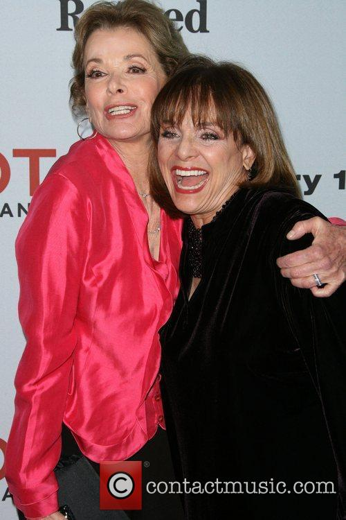 Jessica Walter and Valerie Harper TV Land's Hot...