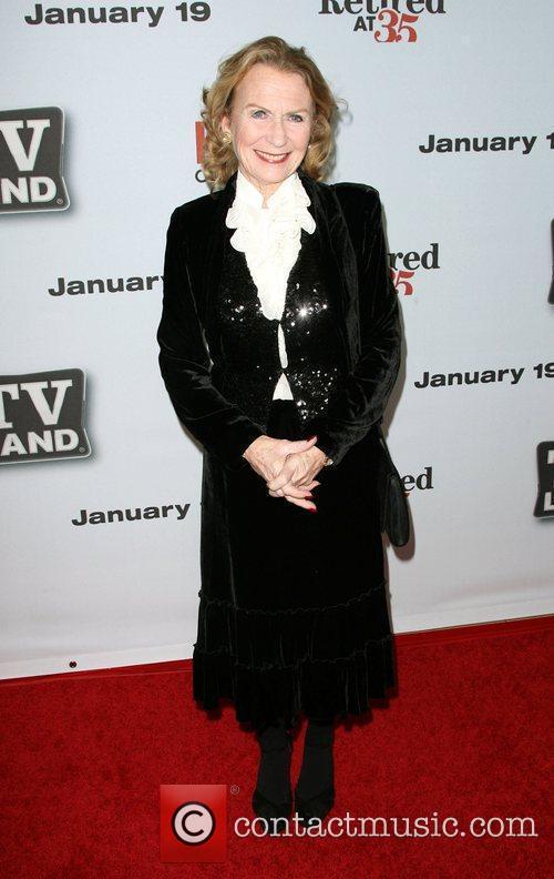 Juliet Mills TV Land's Hot In Cleveland /...