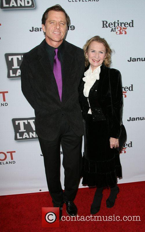 Maxwell Caufield and Juliet Mills TV Land's Hot...