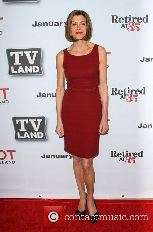 Wendie Malick TV Land's Hot In Cleveland /...
