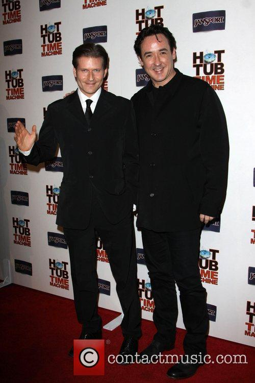 Crispin Glover and John Cusack 4