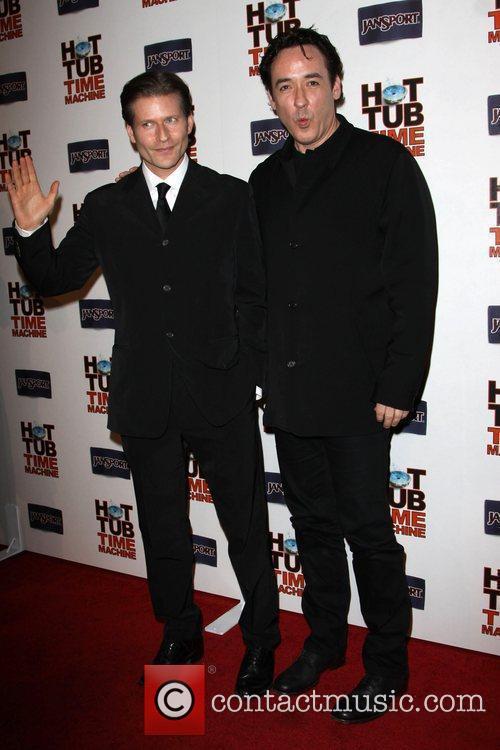Crispin Glover and John Cusack 8