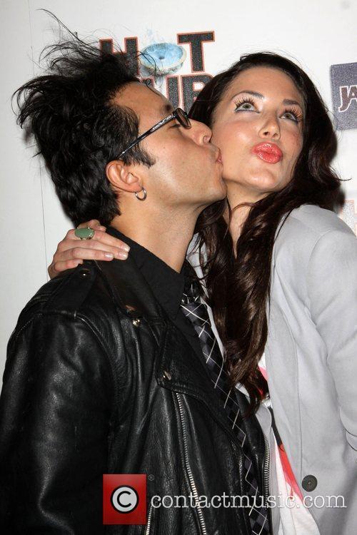 Efren Ramirez and Dorothy Valentine 3