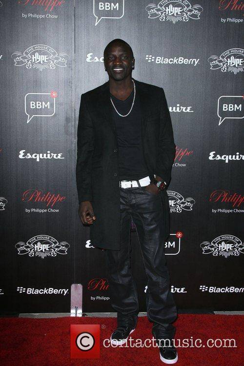 Akon House of Hype VMA 2010 Hospitality and...