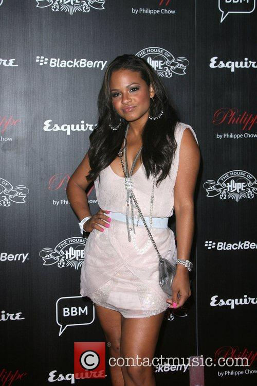 Christina Milian House of Hype VMA 2010 Hospitality...