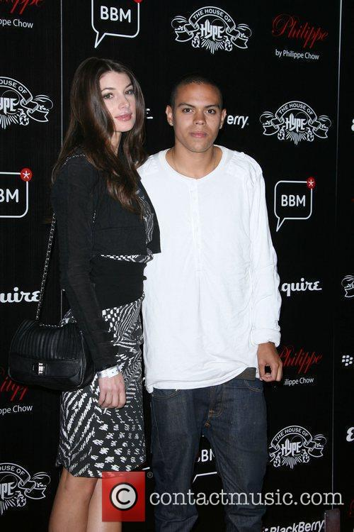 Evan Ross House of Hype VMA 2010 Hospitality...