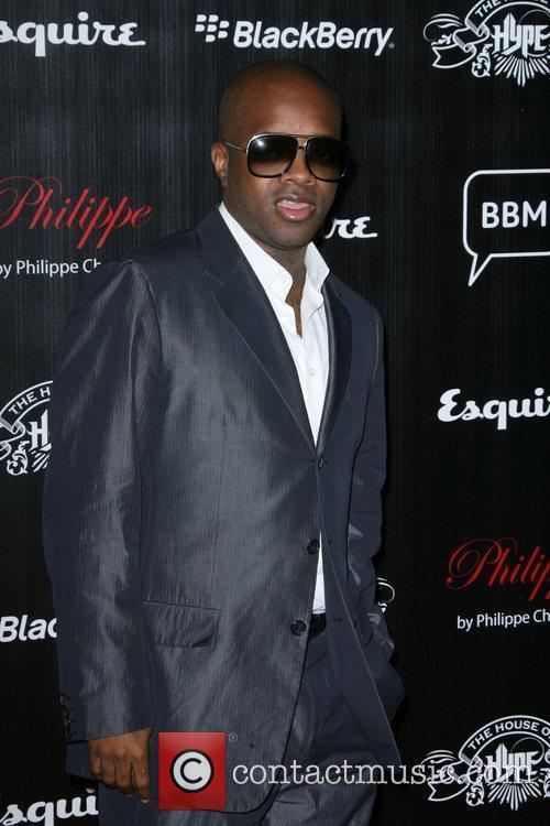 Jermaine Dupri House of Hype VMA 2010 Hospitality...