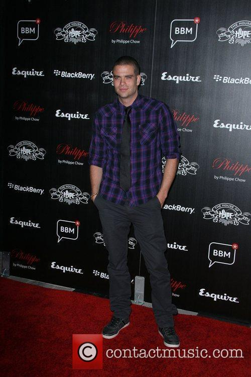 Mark Salling House of Hype VMA 2010 Hospitality...