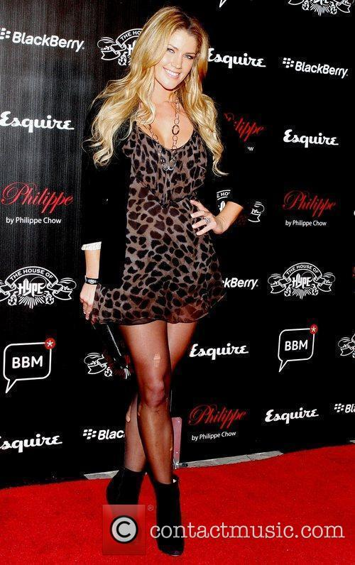 Crystal McCahill House of Hype VMA 2010 Hospitality...