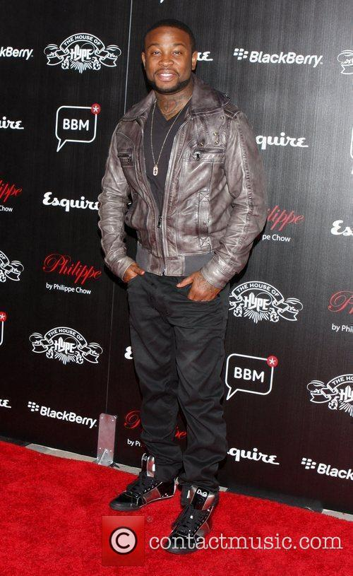 Pleasure P House of Hype VMA 2010 Hospitality...