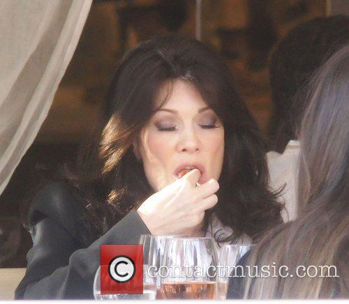 Lisa VanderPump of the Bravo television network reality...