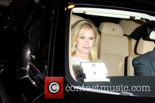 Kathy Hilton Celebrities leaving Bravo's 'The Real Housewives...