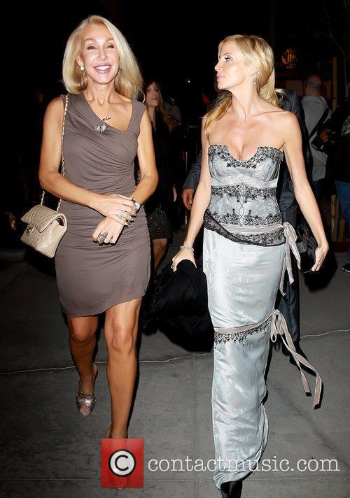 Linda Thompson, Camille Grammer and Real Housewives 1