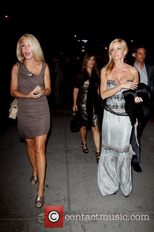 Linda Thompson, Camille Grammer and Real Housewives 2