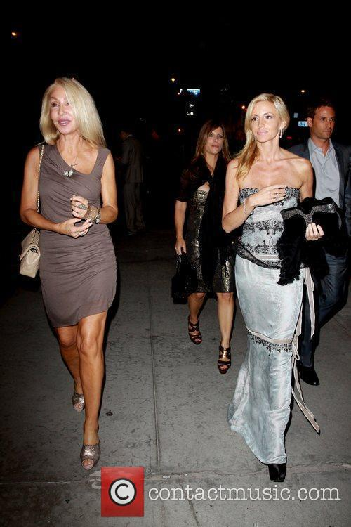 Linda Thompson, Camille Grammer and Real Housewives 4