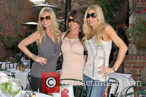 Tamra Barney, Lynne Curtin and Peggy Tanous Cast...