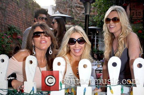 Lynne Curtin, Peggy Tanous and Tamra Barney Cast...