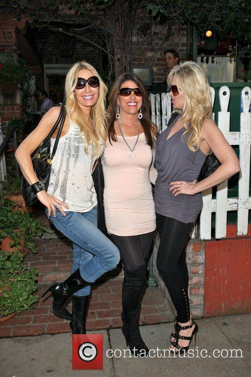 Cast members of 'The Real Housewives of Orange...