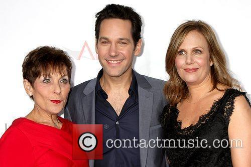 paul rudd julie yaeger. werehe Paul+rudd+and+wife