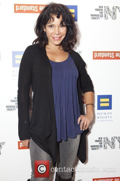Daphne Rubin-Vega HRC campaign for New York Marriage...
