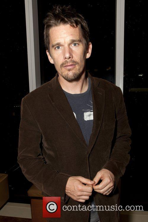 Ethan Hawke HRC campaign for New York Marriage...