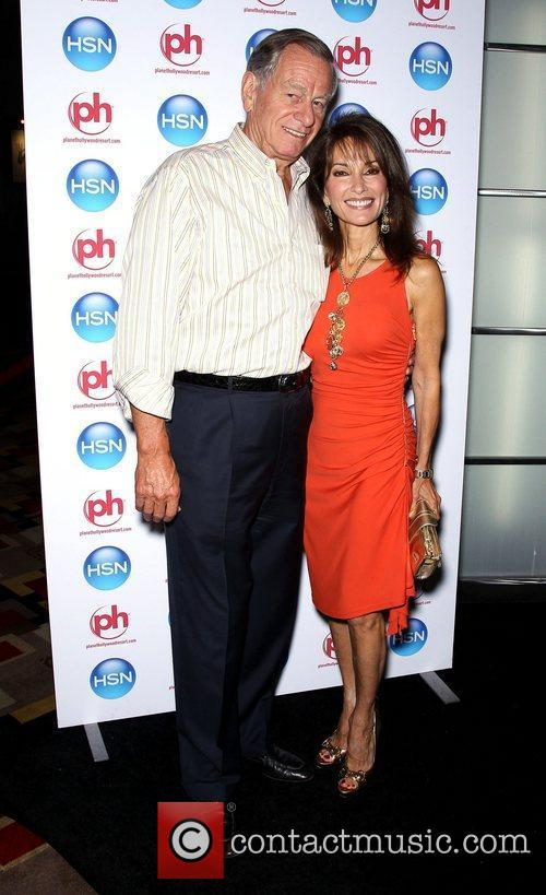 Helmut Huber and Susan Lucci HSN Live Celebrity...