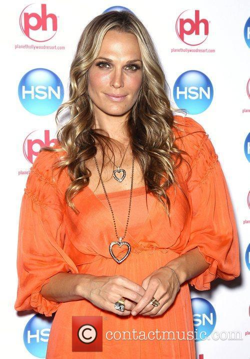 Molly Sims HSN Live Celebrity Extravaganza at Planet...
