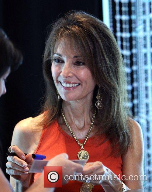 Susan Lucci HSN Live Celebrity Extravaganza at Planet...