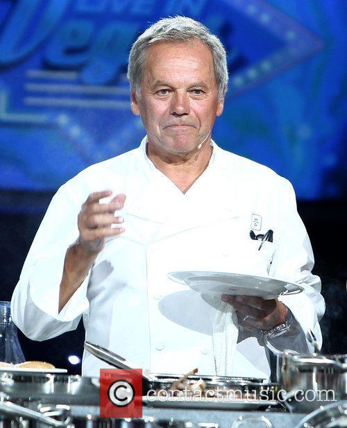 Wolfgang Puck HSN Live Celebrity Extravaganza at Planet...