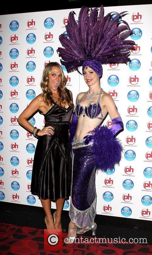 Molly Sims and Las Vegas Show Girl HSN...