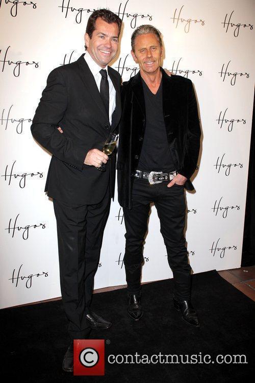 Dave Evans and Jonathan Ward The 10th anniversary...