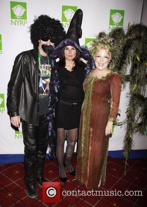 John Mcenroe, Bette Midler and Patty Smyth 2