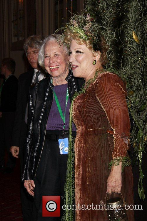 Liz Smith and Bette Midler 2