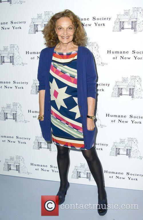 Diane Von Furstenberg The Humane Society Of New...
