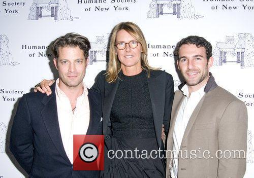 Sarah Gore Reeves, Nate Berkus and guest The...