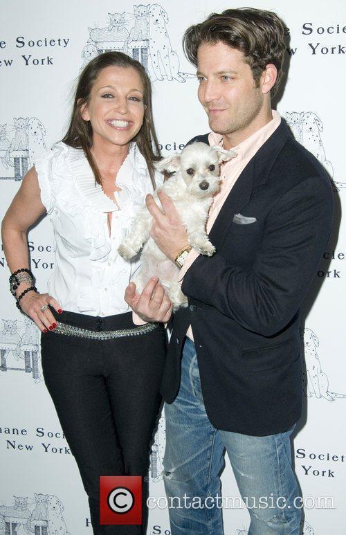 Wendy Diamond and Nate Berkus The Humane Society...