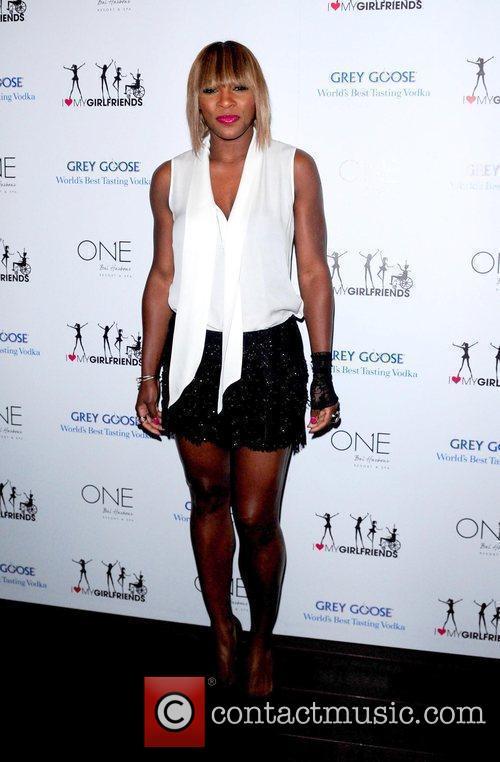 Kelly Rowlands 'I Heart My Girlfriends' charity launch...