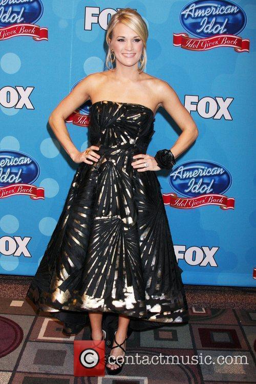 Carrie Underwood 'Idol Gives Back' held at Pasadena...