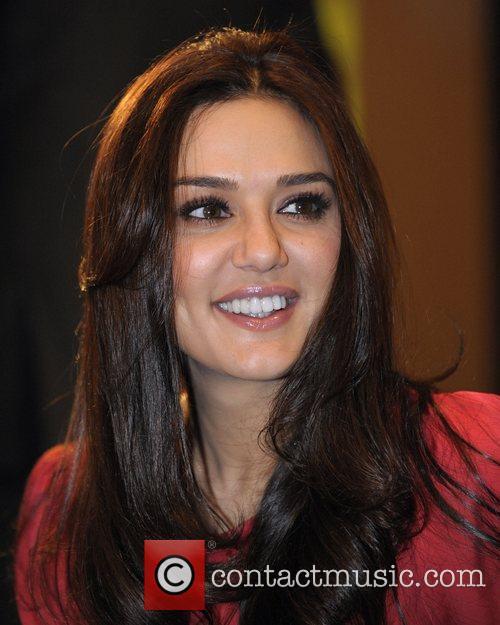 Preity Zinta 9