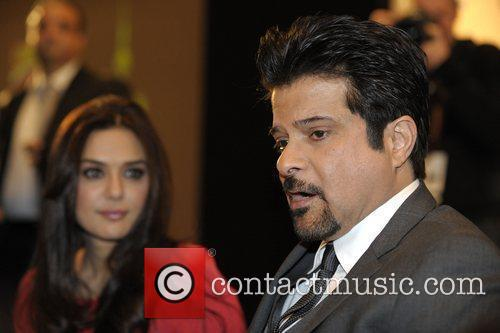 Preity Zinta and Anil Kapoor 11