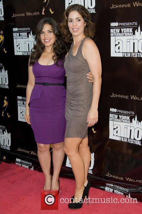 America Ferrera and Anna Ortiz 2