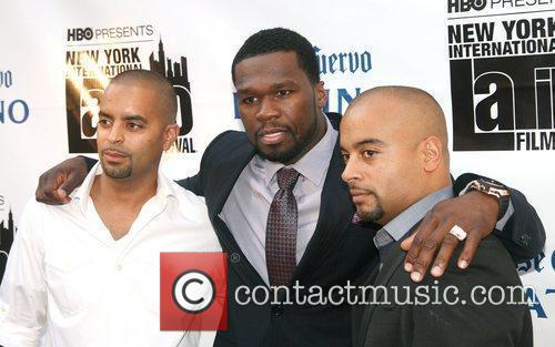Ulysses Terrero, 50 Cent aka Curtis Jackson and...