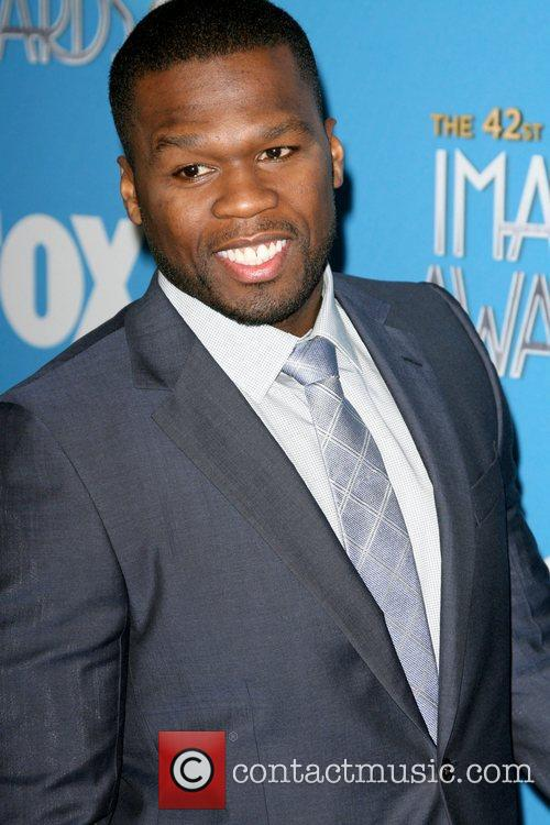 50 Cent aka Curtis Jackson 42nd Annual Image...