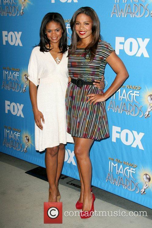 Kimberly Elise and Sanaa Lathan 9