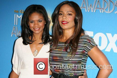 Kimberly Elise and Sanaa Lathan 10
