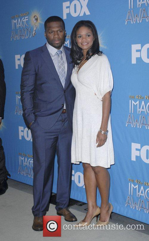 Curtis Jackson and Kimberly Elise 42nd Annual Image...