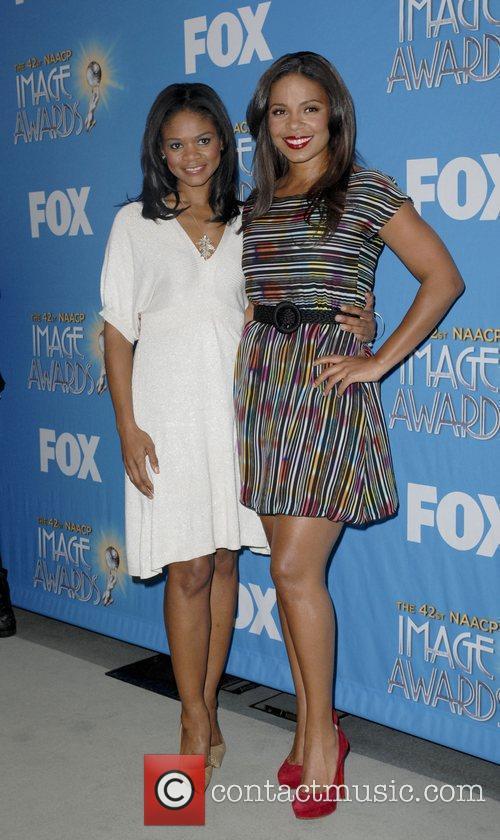 Kimberly Elise and Sanaa Lathan 11